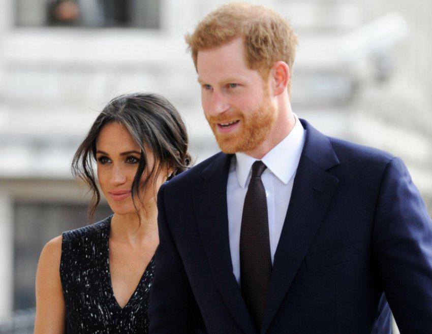 Британцев разозлило «неподобающее» обращение Меган Маркл к принцессе Шарлотте