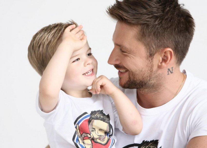 Сергей Лазарев вылетел в Израиль на «Евровидение» без сына