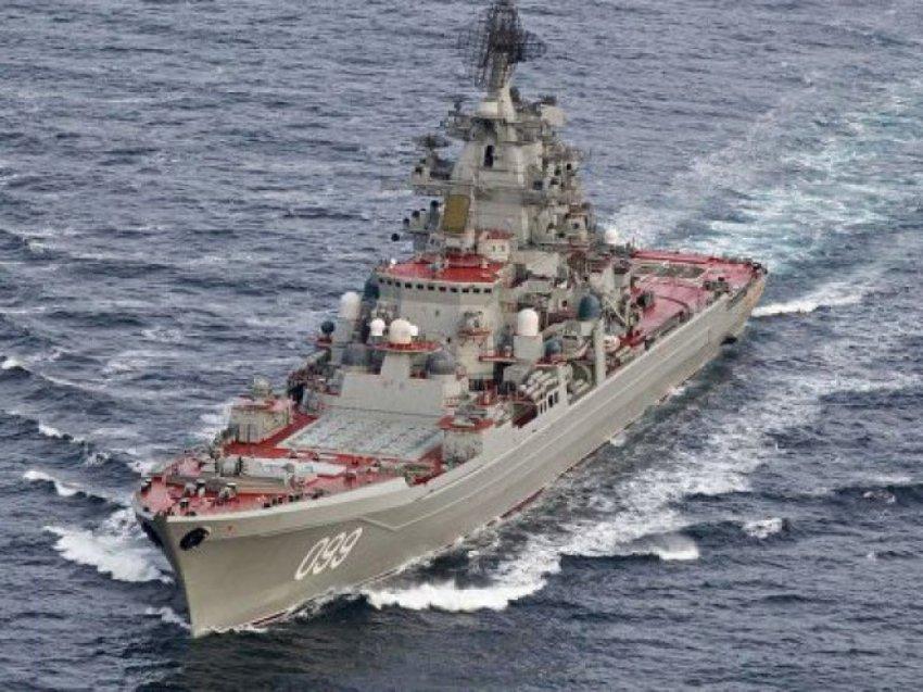 Атомный надводный флот: самые крупные ударные крейсеры в мире