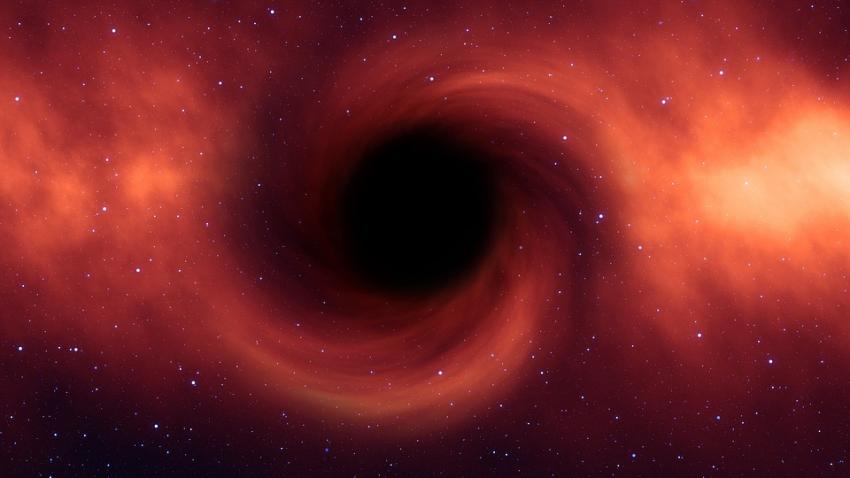 В центре Земли находится маленькая черная дыра