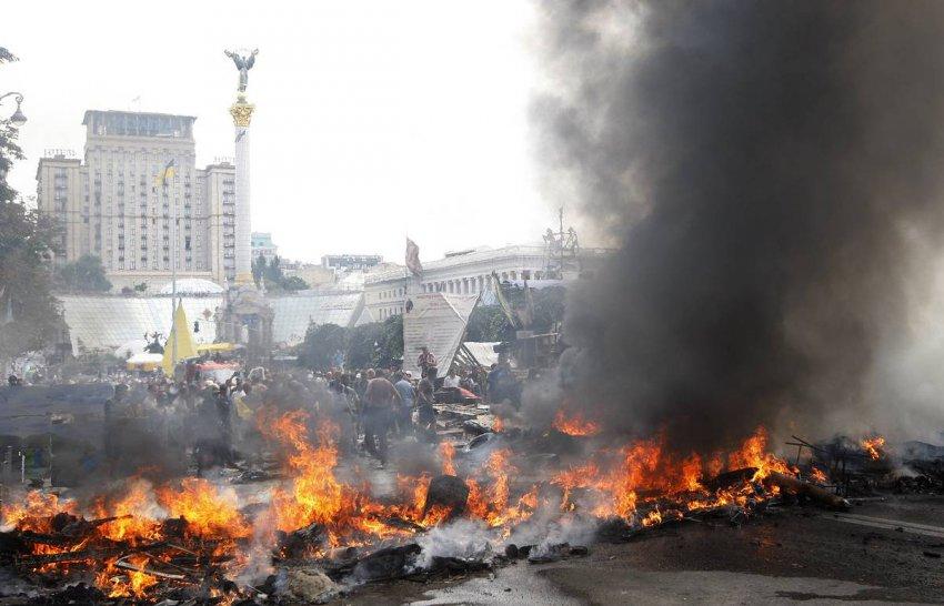Пришло время объявить шах и врезать мат жидобандеровской власти над Украиной!