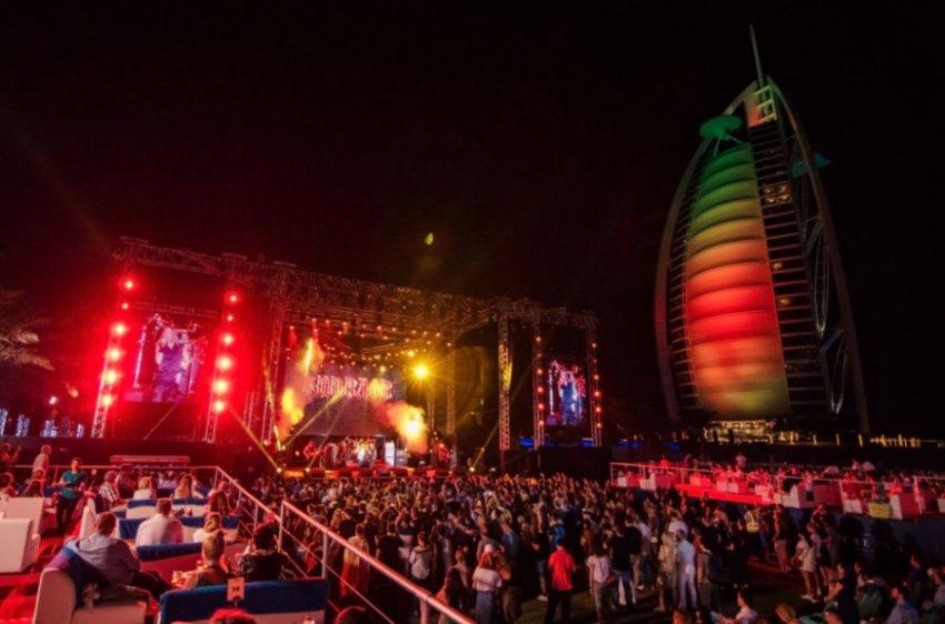 Легенды русского рока впервые выступили на одной сцене в Дубае