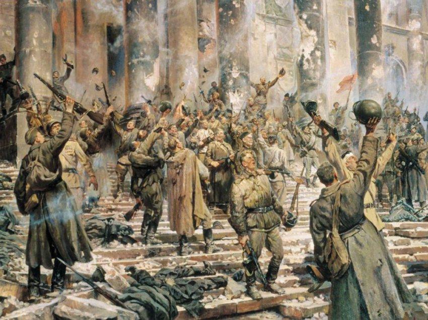 «Красная паника» - весь мир молчит о заслуге СССР в победе над фашизмом