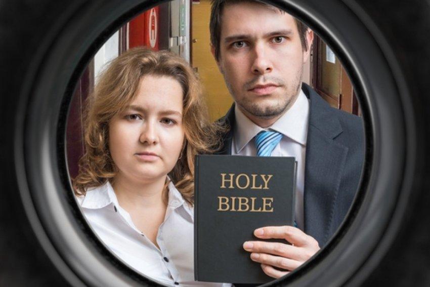 """""""А вы верите в Бога?"""". Механизмы зомбирования Свидетелей Иеговых"""
