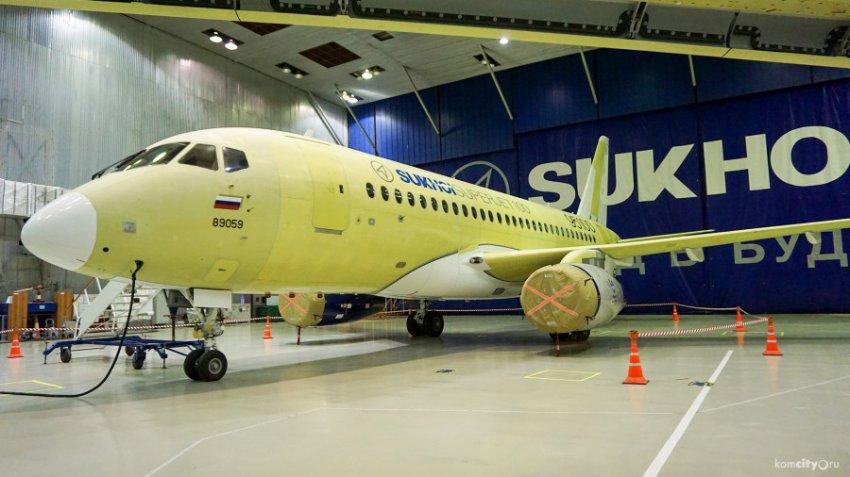 Более 170 тысяч человек уже подписали петицию о запрете полетов Sukhoi Superjet 100