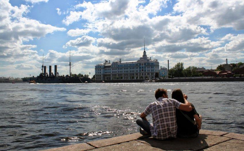 Якутский фотограф женился на студентке из Нигерии, влюбившись в неё в Петербурге