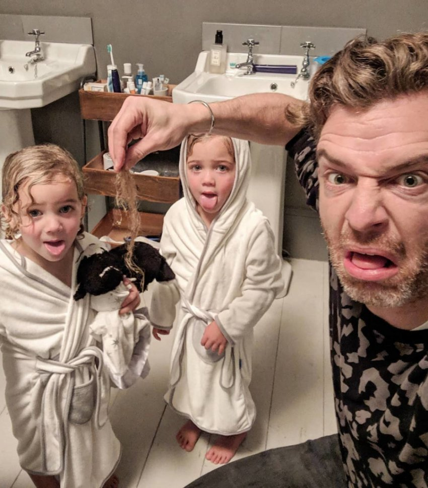 Многодетный отец рассказал суровую правду о том, каково это быть отцом четырёх дочек