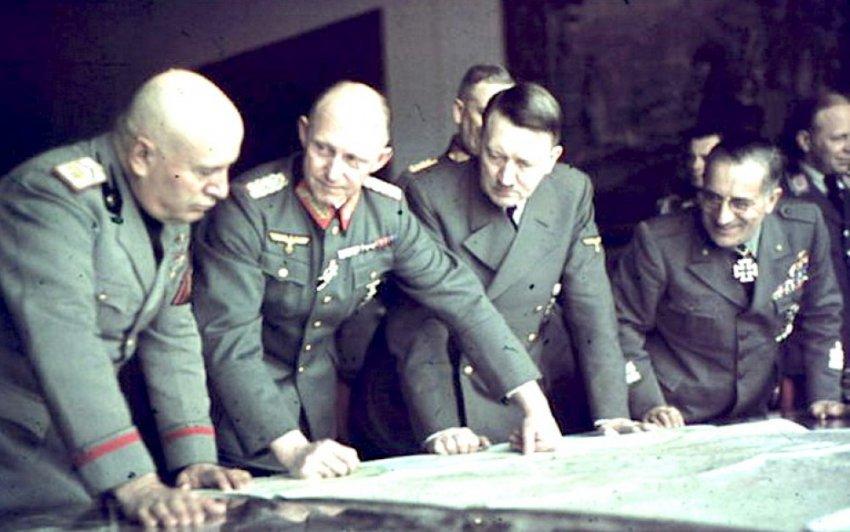 Утопические планы Третьего Рейха на побеждённом СССР