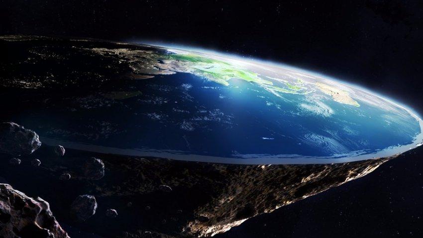 Бывший сотрудник NASA заявил, что Земля плоская: это высказывание может оказаться правдой