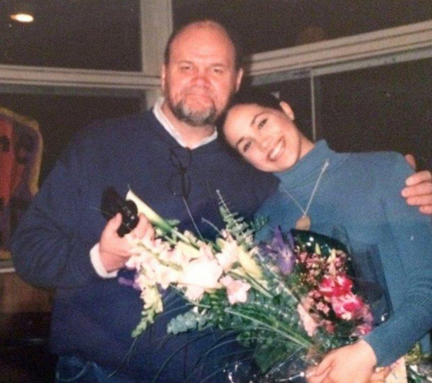 Рослин Маркл считает знакомство бывшего супруга с королевским ребенком опасным