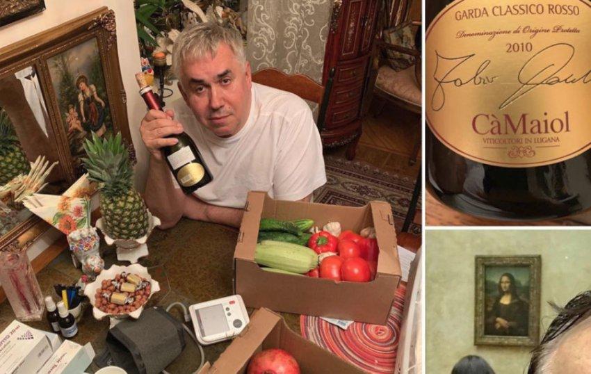 Врачи запретили Стасу Садальскому употреблять алкоголь