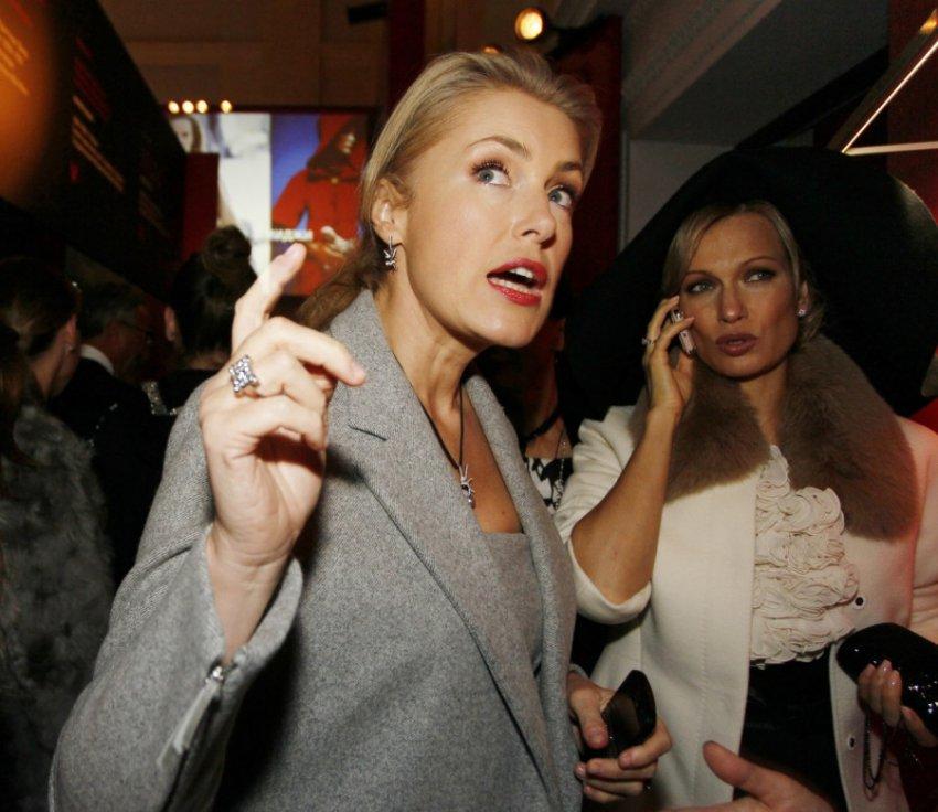 Мария Шукшина обвинила российские ток-шоу в «параде на костях»