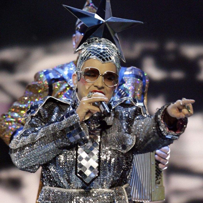 Верка Сердючка осталась недовольна организацией Евровидения