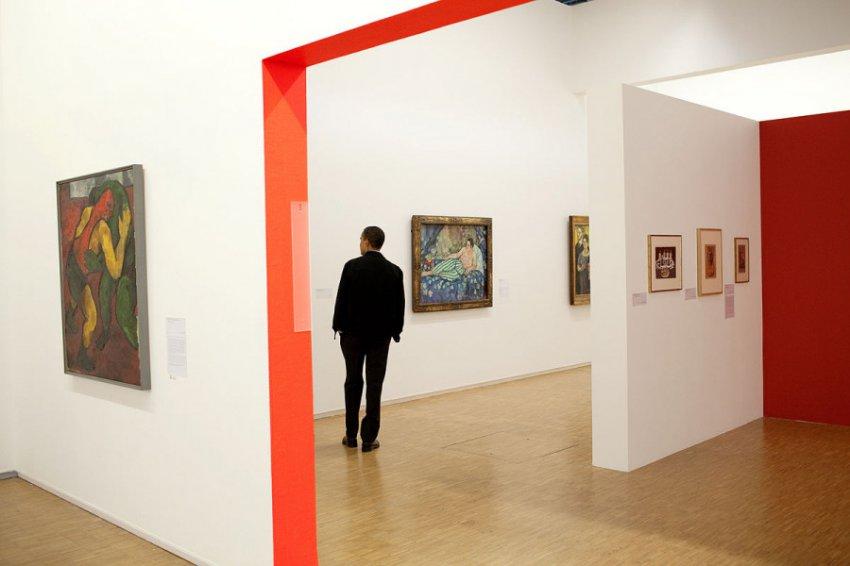 В Париже пройдет выставка с работами русских художниц