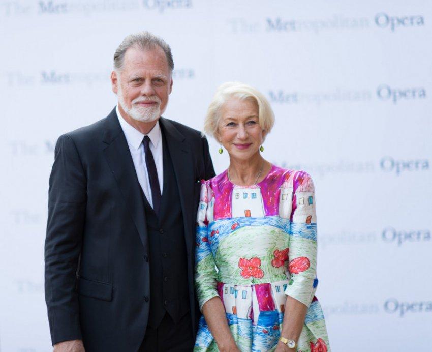 Знаменитости, которые решились на свадьбу после 50