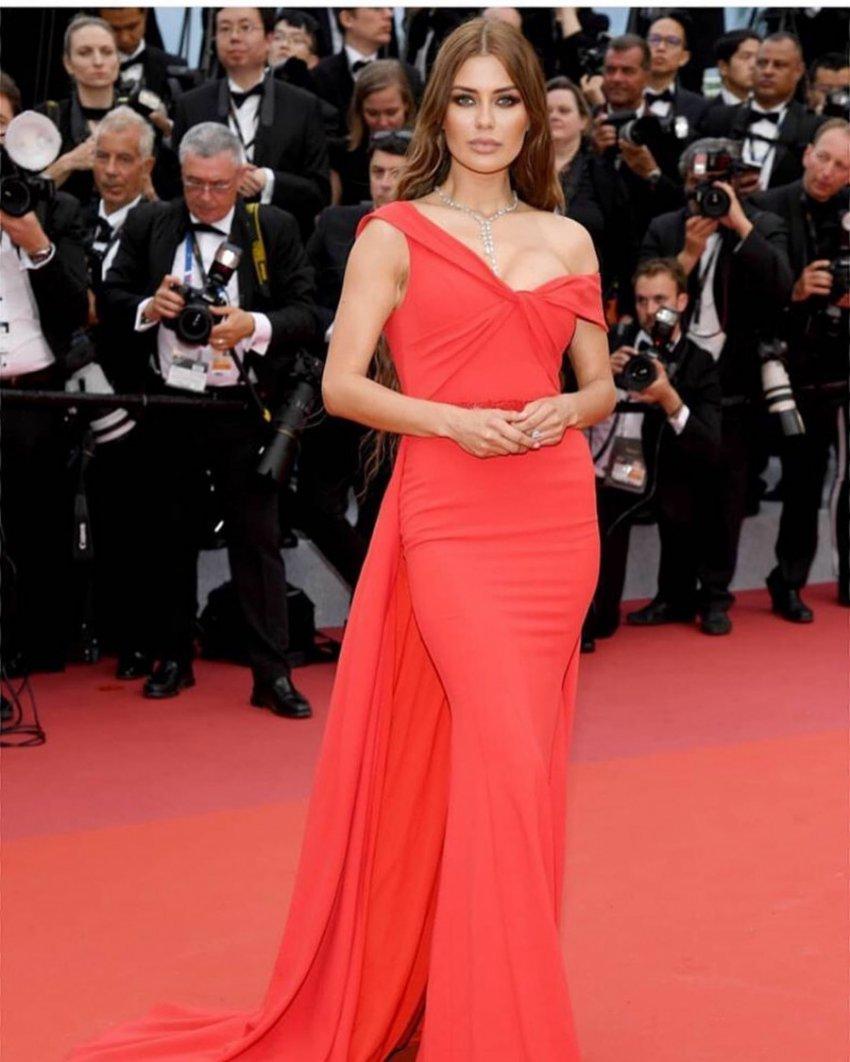Виктория Боня выбрала не тот наряд для Каннского кинофестиваля