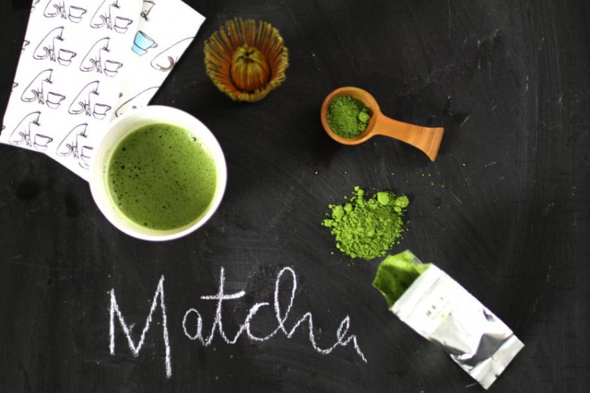 Чай «Матча»: найдена отличная альтернатива кофе
