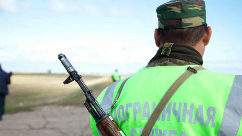 Житель кубанского посёлка За Родину оштрафован за нарушение правил пограничного режима