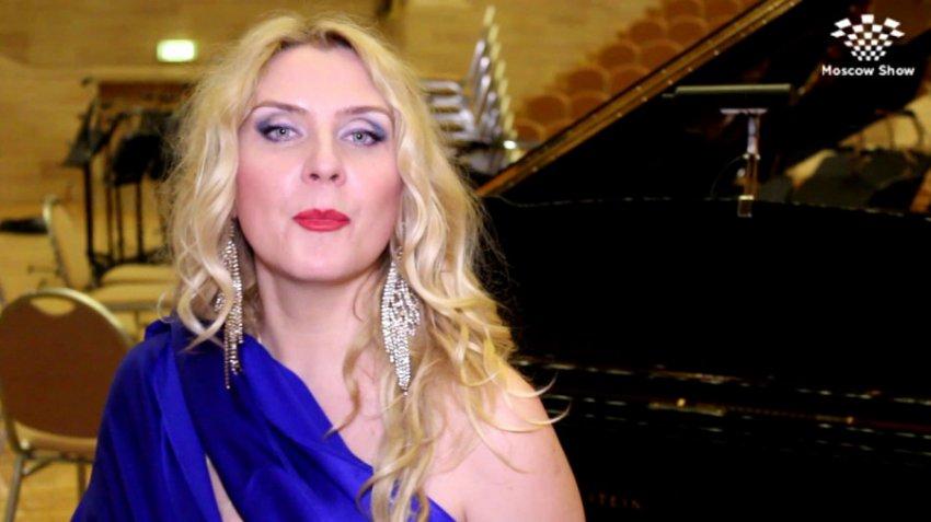 Известную оперную певицу Веру Кононову избил пьяный муж