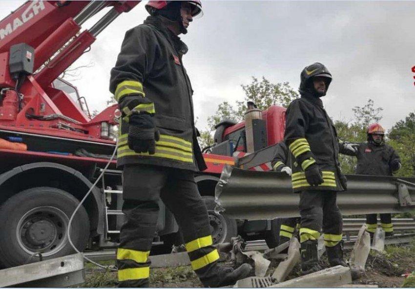 В Италии разбился автобус с российскими туристами: есть погибшие и пострадавшие