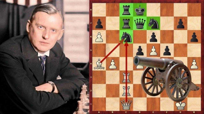 Шахматист Александр Алёхин: подвал одесского ЧК выработал в нём жажду жизни