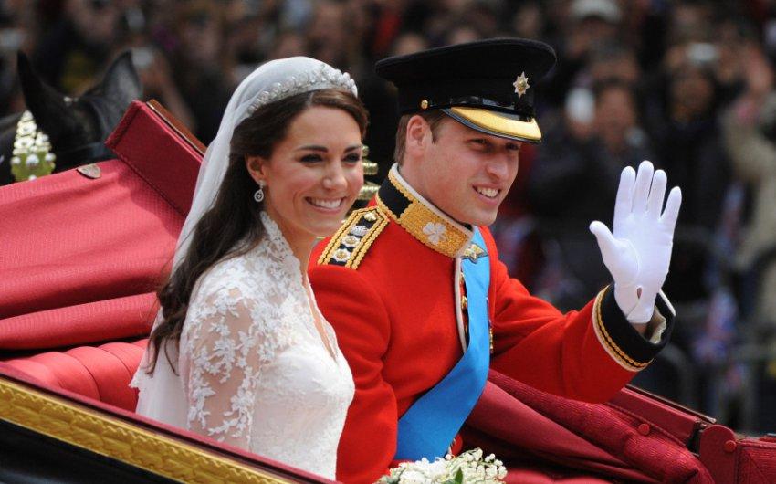 Королевский биограф: принц Уильям обращался с Кейт Миддлтон как с личной служанкой