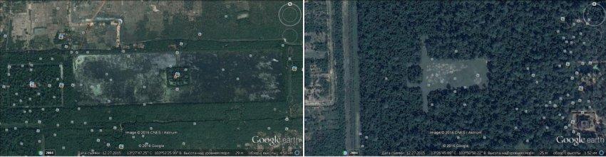 Гидротехнические сооружения Камбоджи