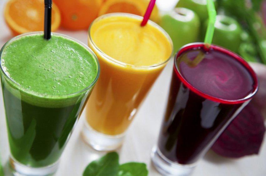 Плоский живот за два дня: рецепты эффективных детокс-коктейлей