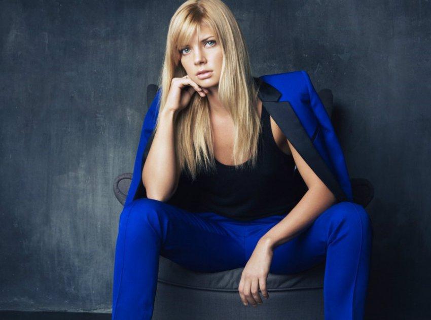 33-летняя Настя Задорожная объявила о завершении карьеры певицы