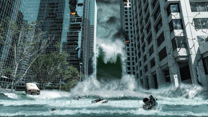 Новая Зеландия в опасности: территории угрожает страшное цунами