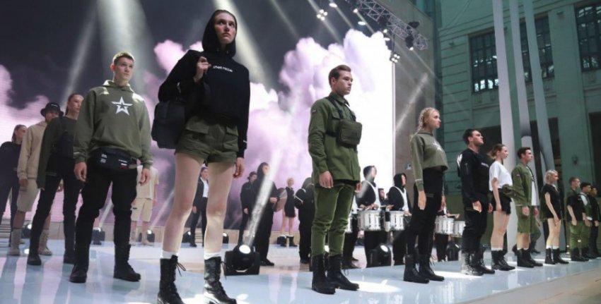 Тимати представил линию одежду, созданную вместе с «Армией России»