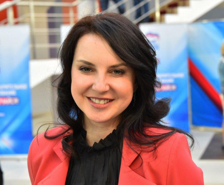 Ирина Слуцкая спровоцировала слухи о беременности