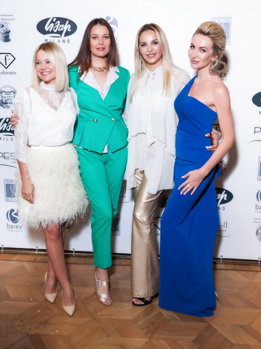 26 мая Гостином дворе прошло стильное fashion-шоу