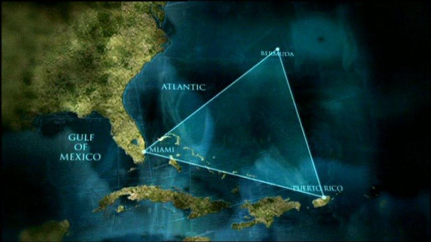 Бермудский треугольник: теории исчезновения кораблей и самолётов