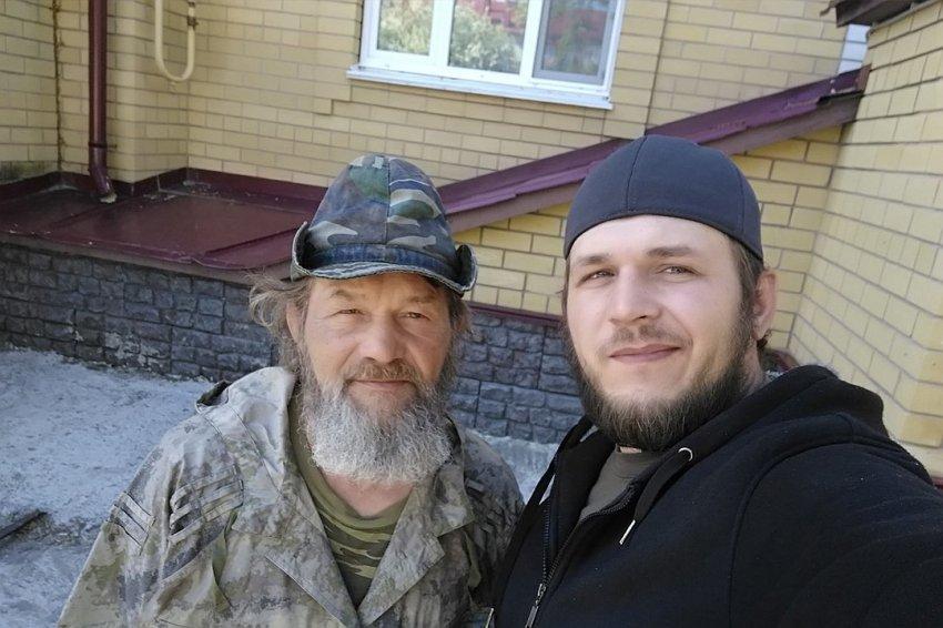 С одним рюкзаком 42 тысячи километров по России: странник идет в Тюмень через всю страну