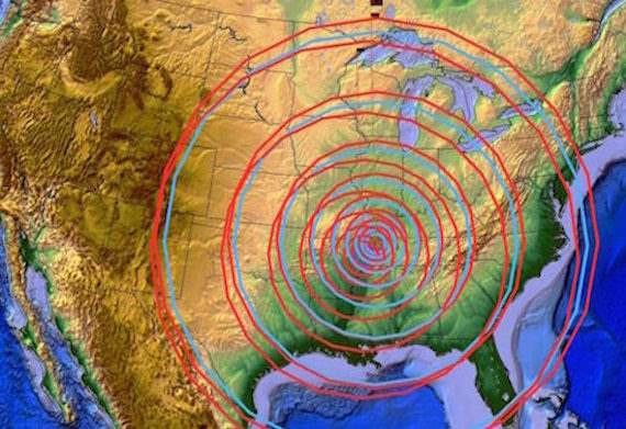 США сидят на «сейсмической бомбе» пострашнее Йеллоустона