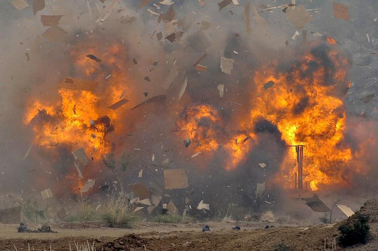 В Нижегородской области взорвался цех по производству тротила