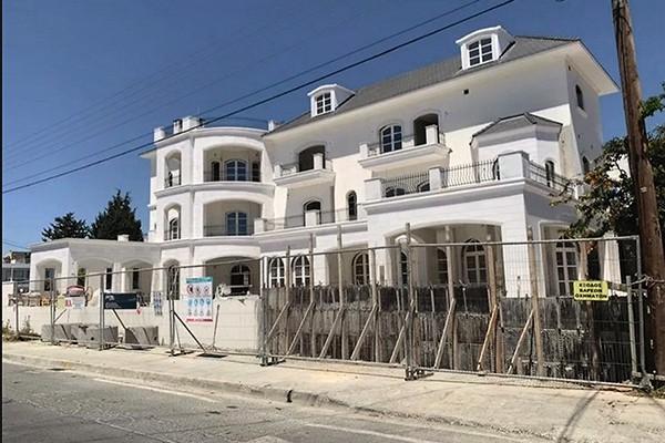 На Кипре заканчивают строительство коттеджа для Пугачёвой и Галкина