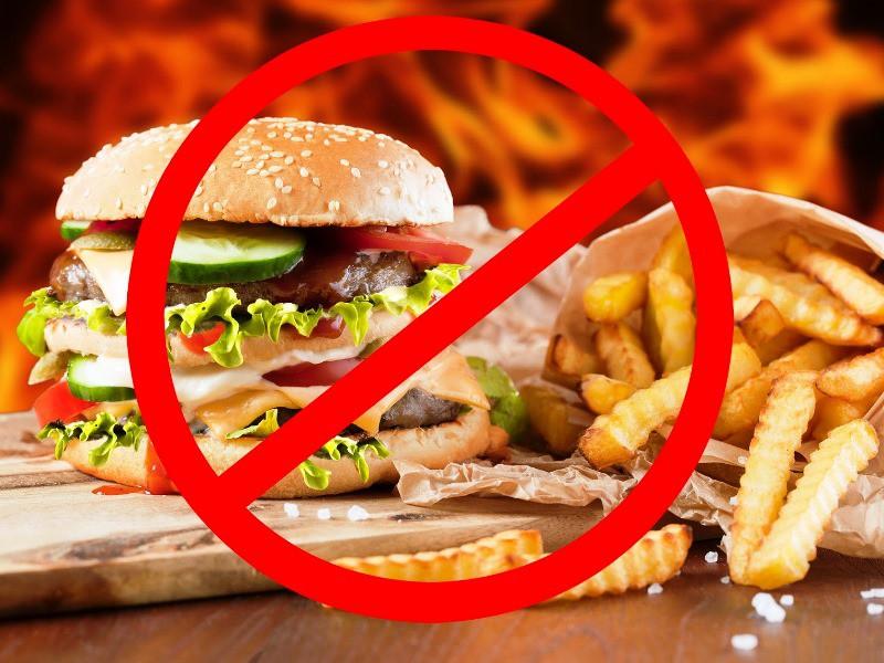 9 фактов о фастфуде, которые заставляют питаться правильно