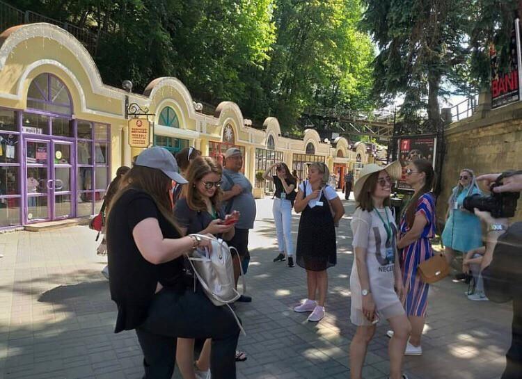 Блоготур «Современный Кисловодск» подошел к концу