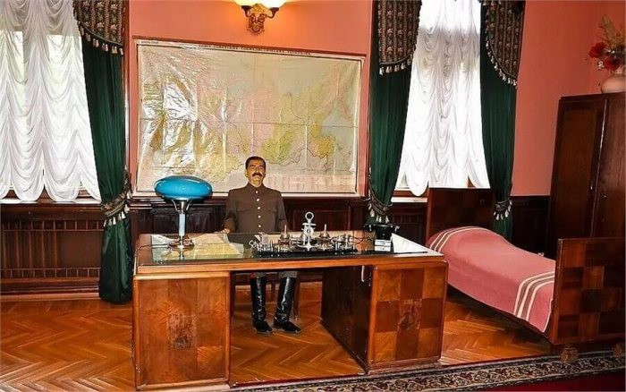 Дачи «Великого вождя всех времен и народов» товарища Сталина