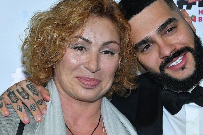 Мама Тимати прокомментировала новость о беременности Анастасии Решетовой