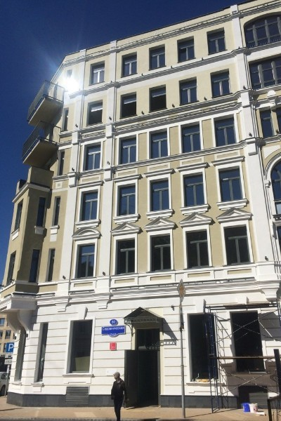 Лариса Гузеева купила шикарные апартаменты в центре Москвы