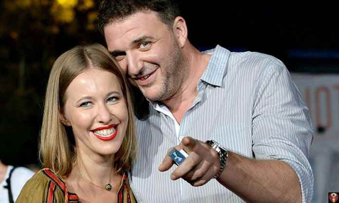 Ксения Собчак и Максим Виторган официально развелись