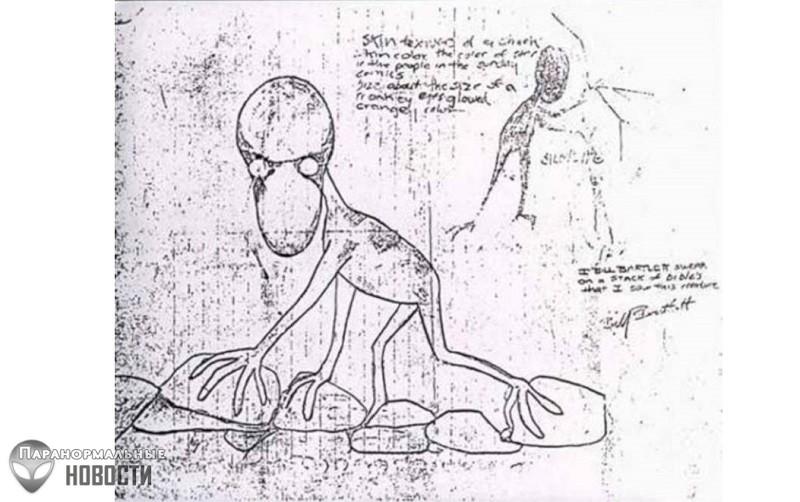История о странном «гоблине» с огромной головой из Массачусетса