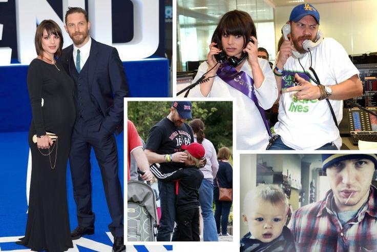 Голливудская пара назвала ребенка в честь Форреста Гампа