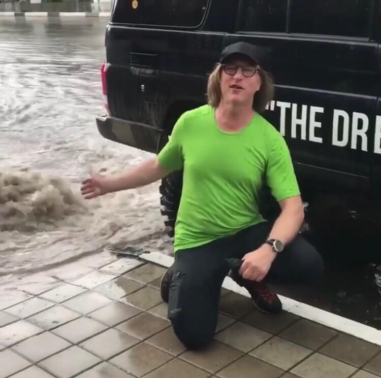 Путешественник Бьорн Линдуол снял видео о ливневой канализации в Кисловодске