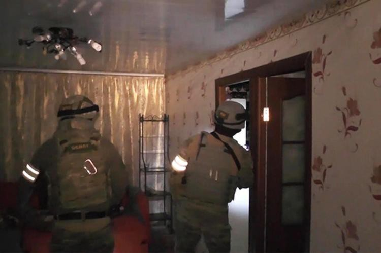Масштабные обыски прошли в семи регионах России