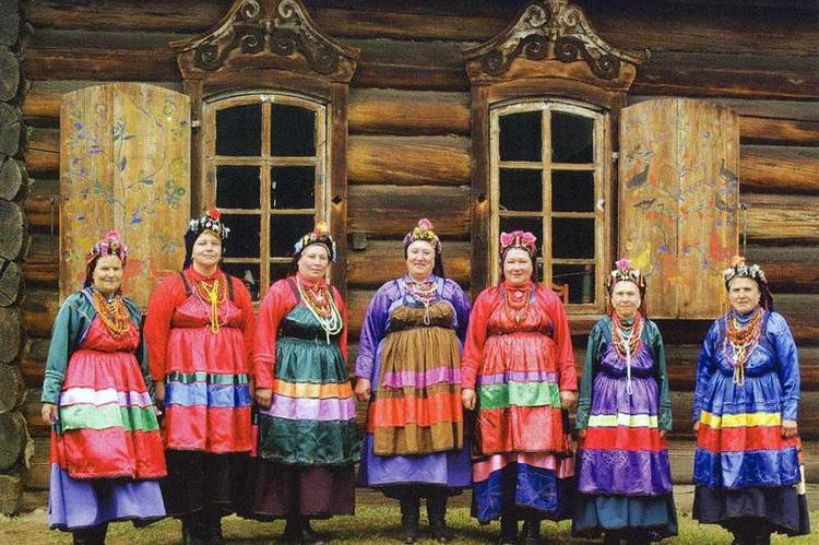 Забытые старообрядцы России – Семейские