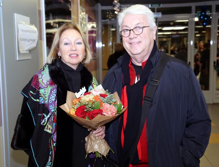 Владимир Винокур признался, что женился ради прописки, но уже 40 лет счастлив в браке